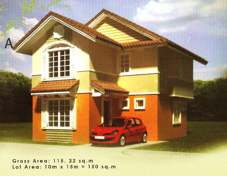 Ciudad Verde, West Fairview Quezon city, Philippines, House and lot for sale