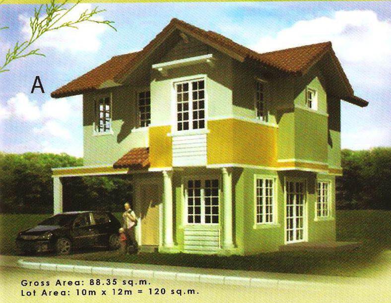 Ciudad Verde, West Fairview Quezon City, Philippines House and lot for sale