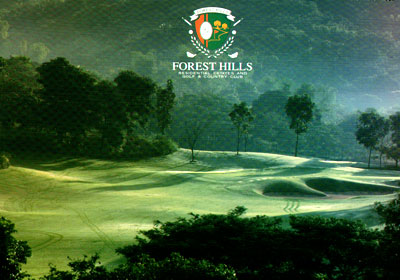 FOREST HILLS GOLF & COUNTRY CLUB, Antipolo City, Philippines - House & Lot
